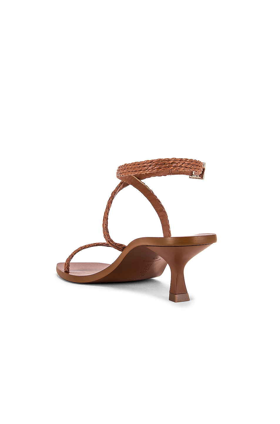 Image 3 of Cult Gaia Banu Sandal in Soil