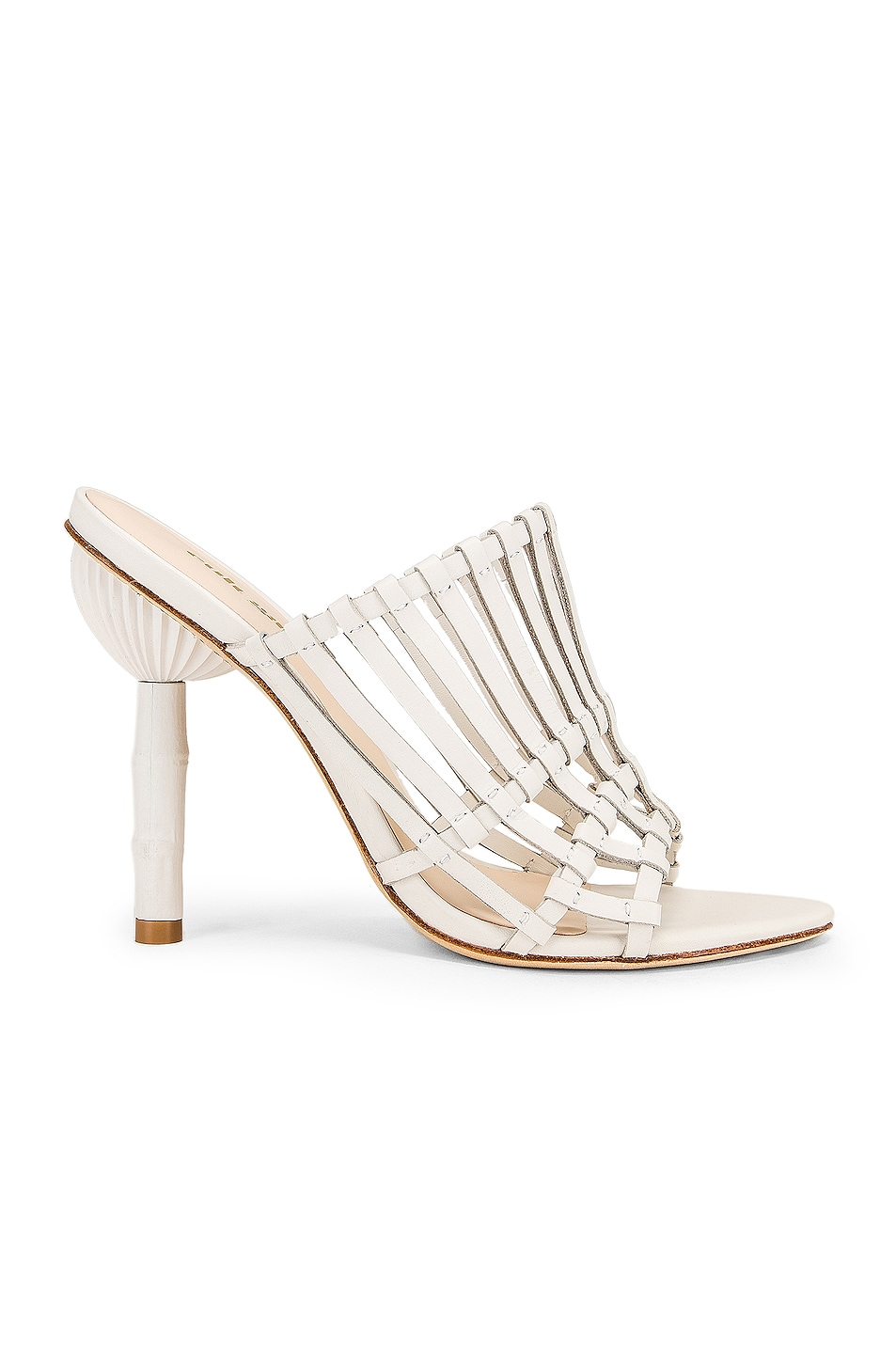 Image 1 of Cult Gaia Ark Heel in White