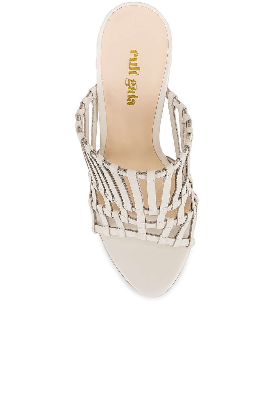 Image 4 of Cult Gaia Ark Heel in White