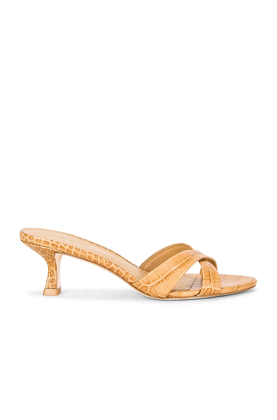 Image 1 of Cult Gaia Melina Sandal in Almond