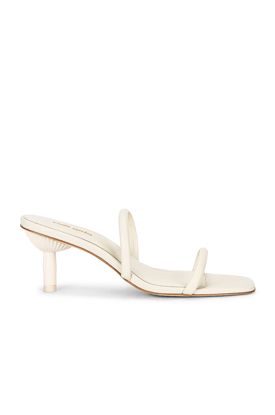 Image 1 of Cult Gaia Sol Sandal in Off White