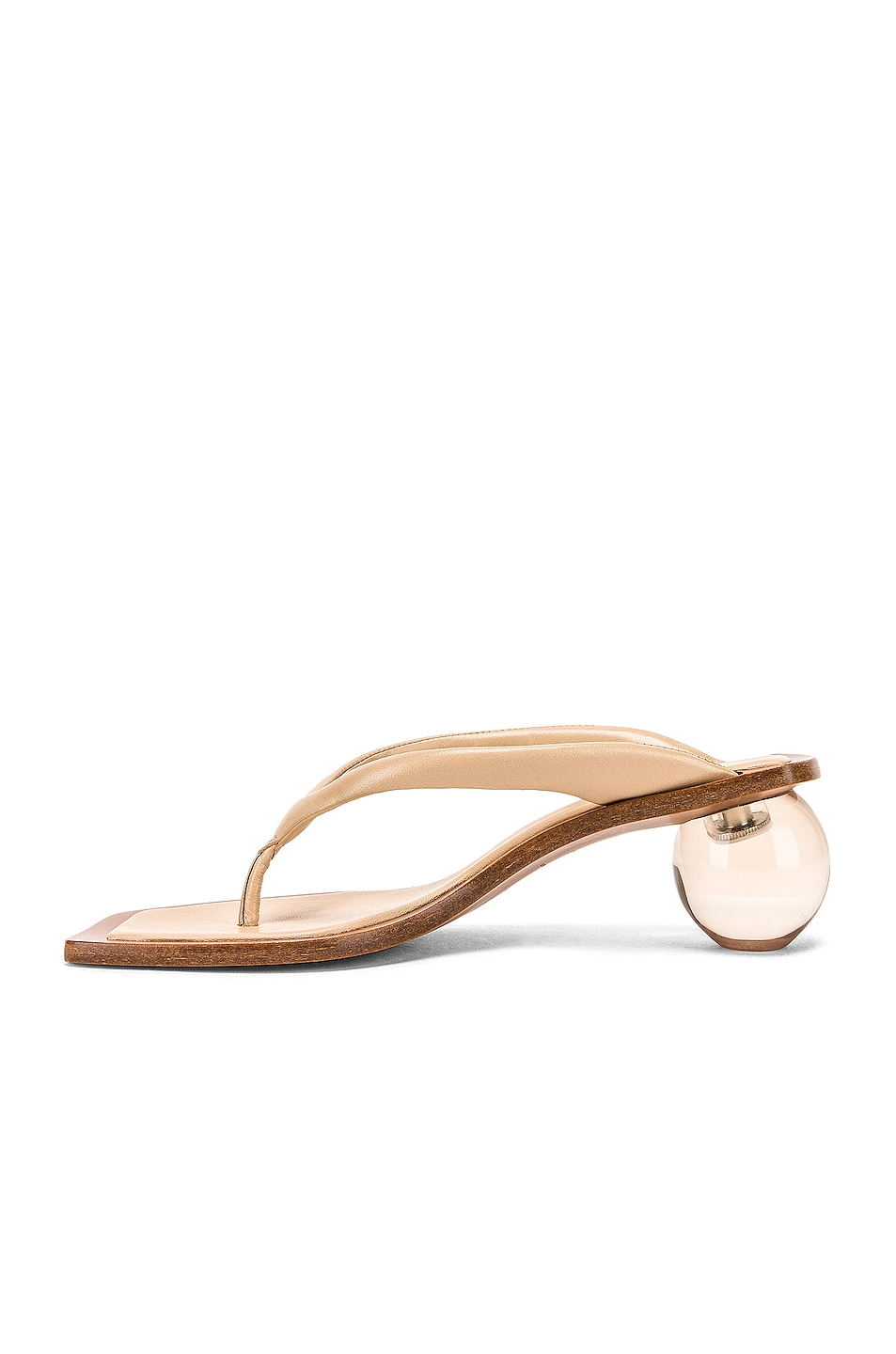 Image 5 of Cult Gaia Jasmin Sandal in Sand