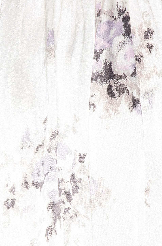 Image 4 of Ganni Cameron Dress in Egret