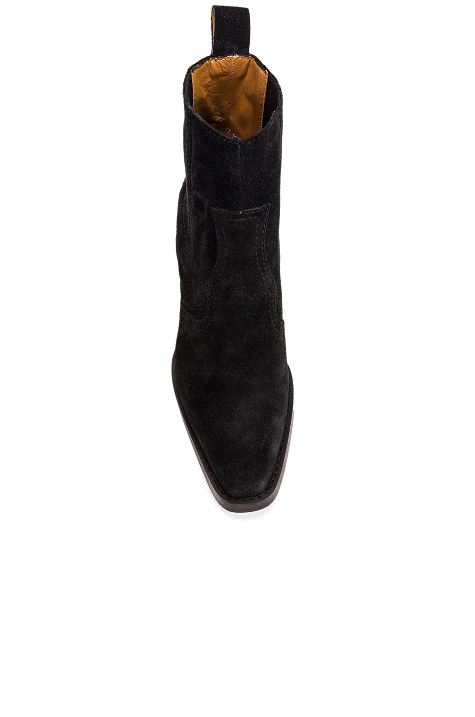 Image 4 of Ganni Western Boot in Black