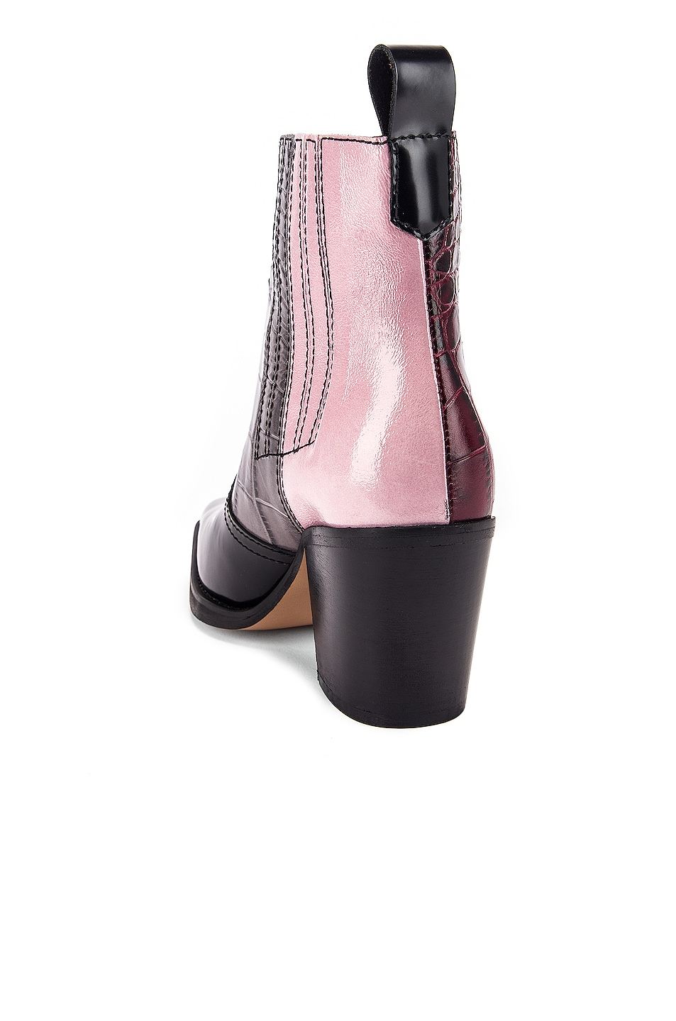 Image 3 of Ganni Western Boot in Port Royale