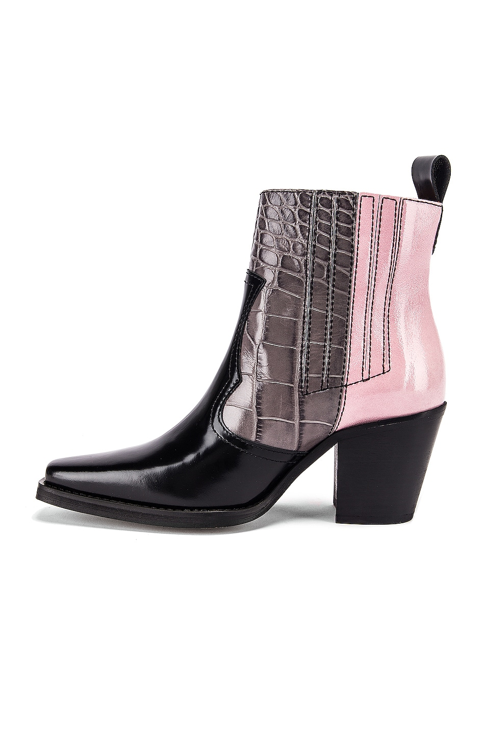 Image 5 of Ganni Western Boot in Port Royale