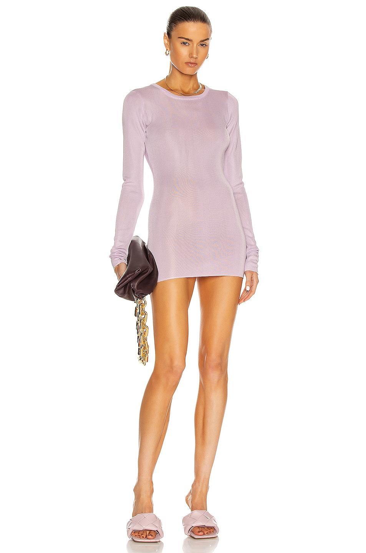 Image 1 of GAUGE81 Tunis Dress in Lavender