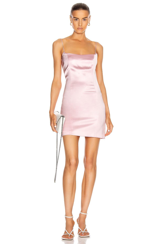 Image 1 of GAUGE81 Medellin Mini Dress in Light Pink