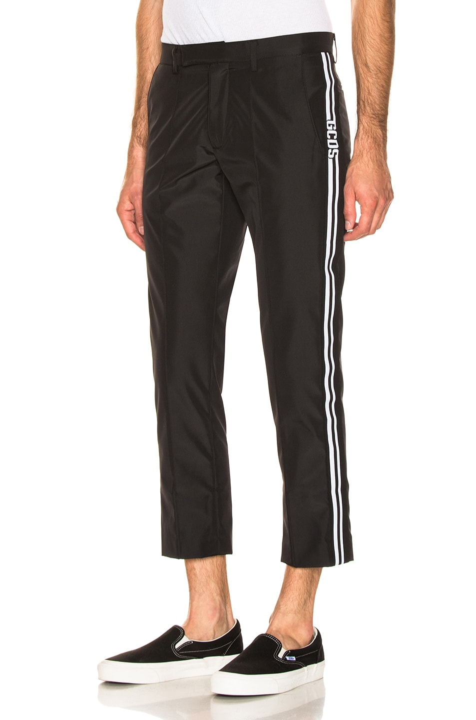 Image 1 of GCDS Classic Pant in Black