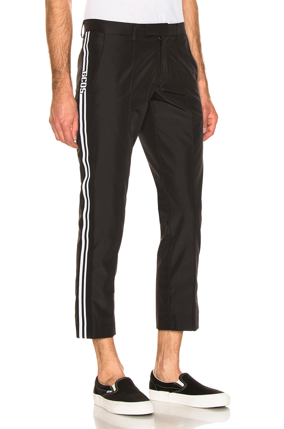 Image 3 of GCDS Classic Pant in Black