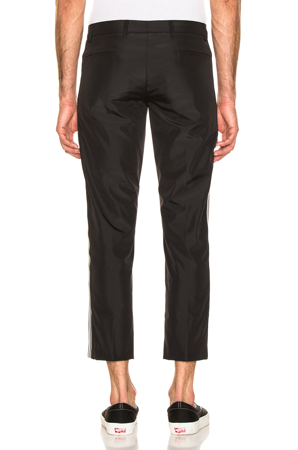 Image 4 of GCDS Classic Pant in Black