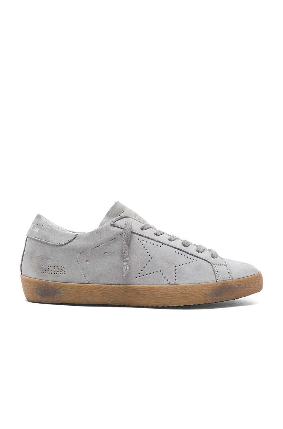 White and Grey Perforated Skate Superstar Sneakers Golden Goose Free Shipping Best Place Looking For Cheap Price Cheap 100% Authentic Sale Explore LwKD0bvsO