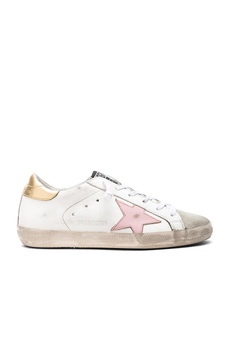Official Online Cheap Online superstar sneakers - Pink & Purple Golden Goose Cheap Price Original With Credit Card Cheap Footaction QQns7X