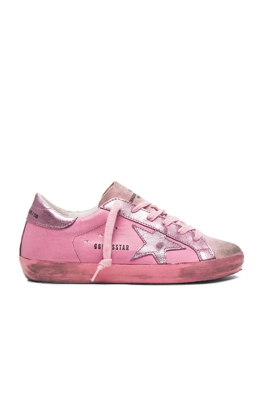 Superstar sneakers - Pink & Purple Golden Goose KbPN8wowX