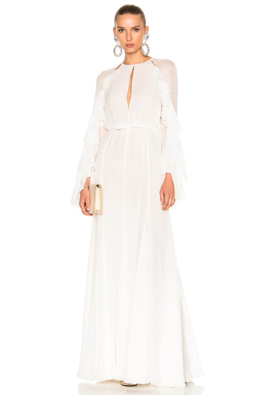Image 1 of Giambattista Valli Gown in Ivory