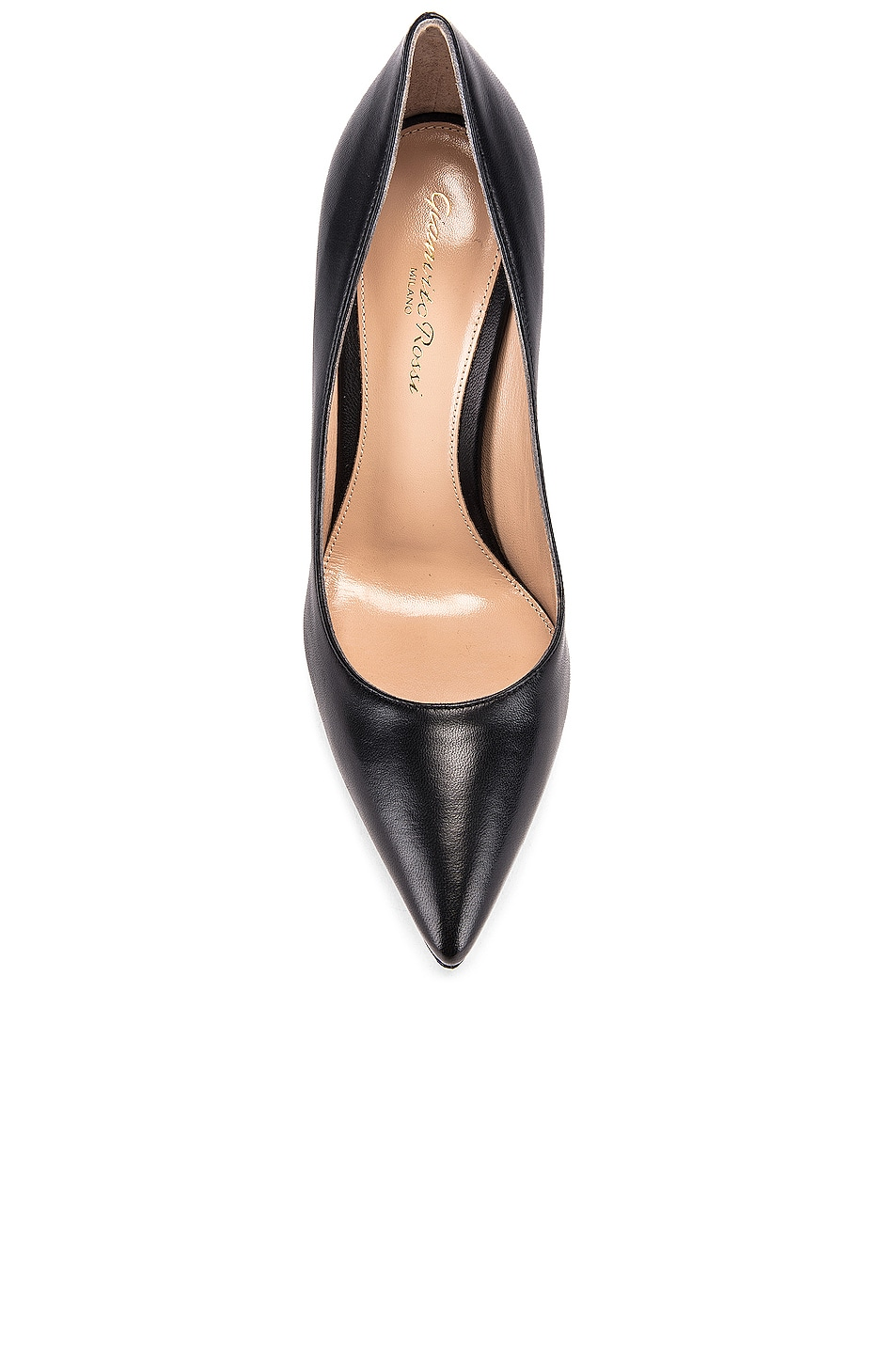 Image 4 of Gianvito Rossi Leather Pumps in Black