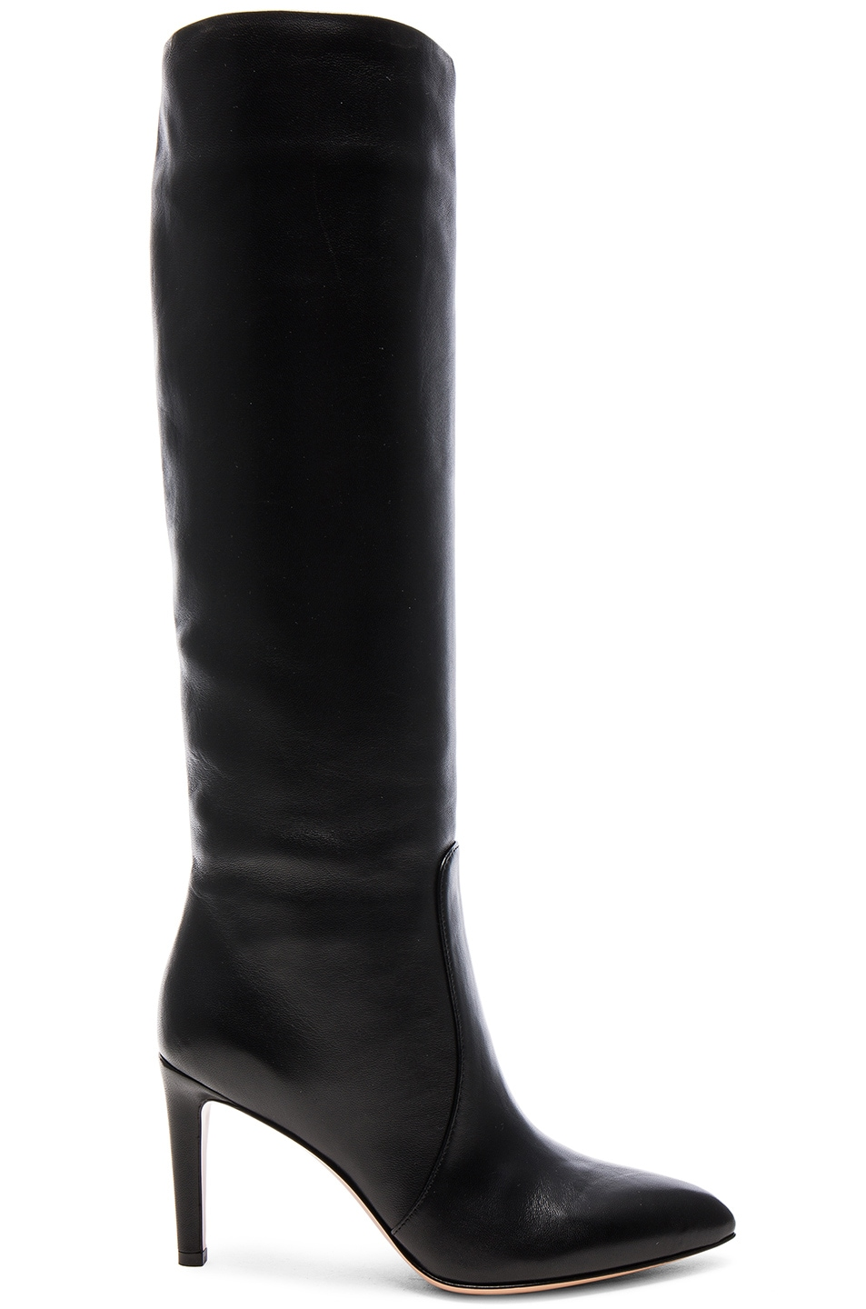 Image 1 of Gianvito Rossi Leather Boots in Black