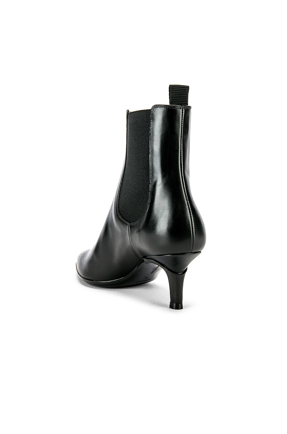 Image 3 of Gianvito Rossi Ankle Bootie in Black