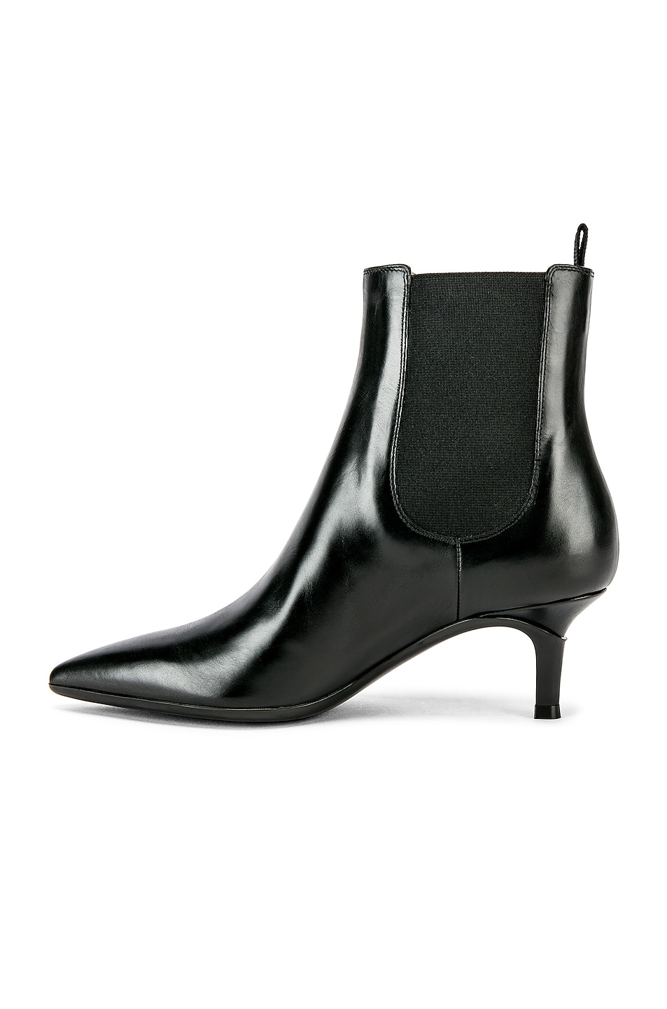 Image 5 of Gianvito Rossi Ankle Bootie in Black