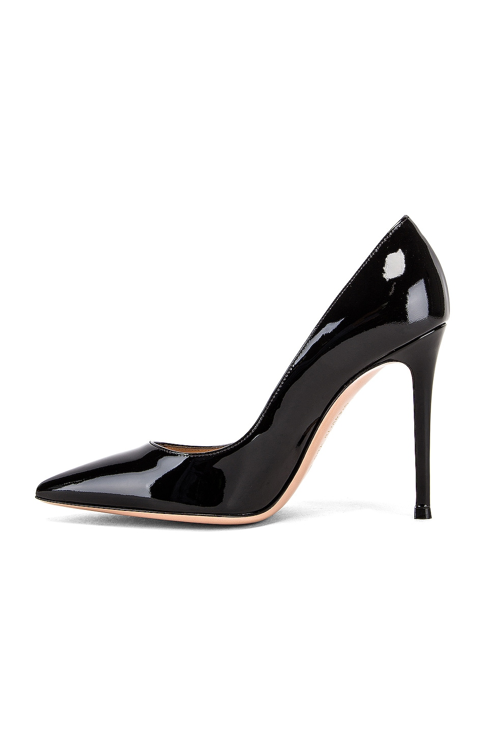 Image 5 of Gianvito Rossi Patent Leather Gianvito Pumps in Black