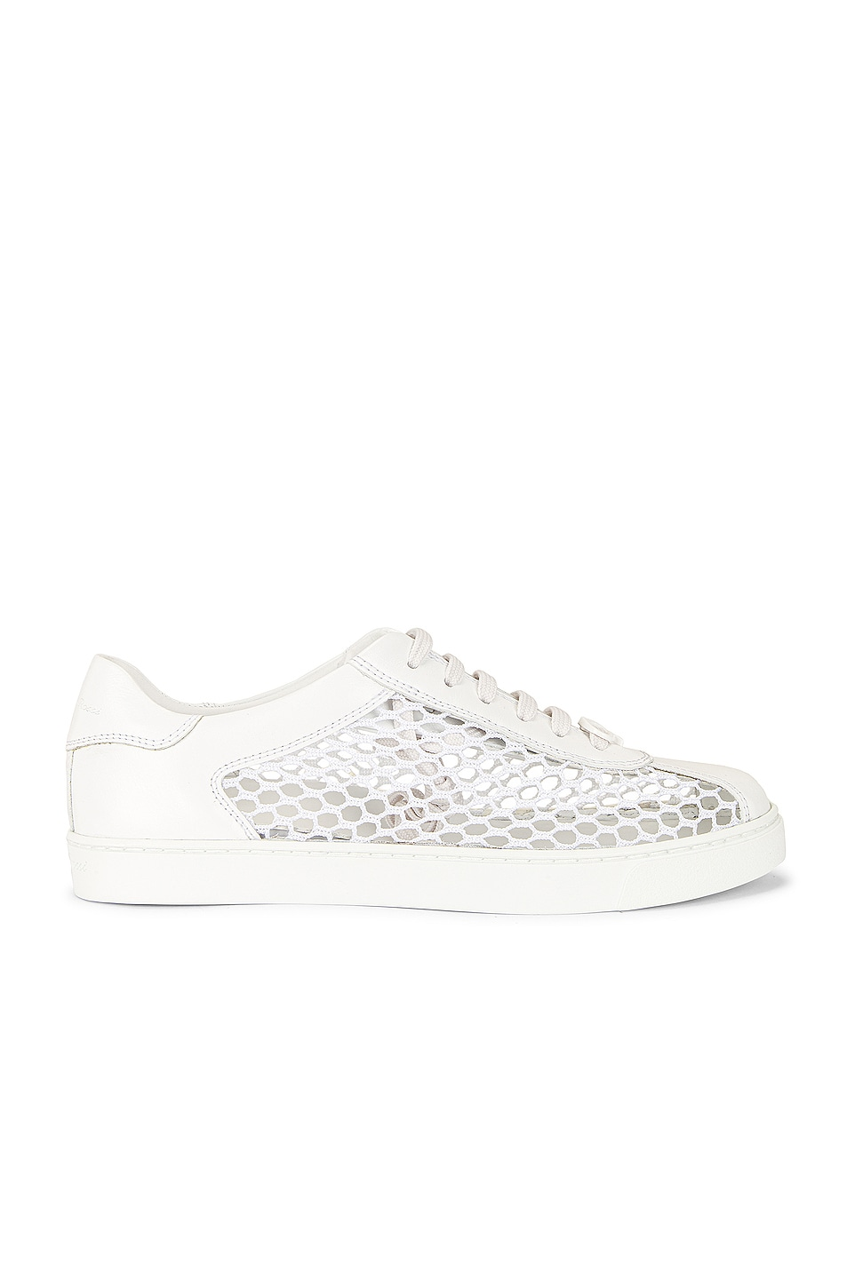 Image 1 of Gianvito Rossi Helena Sneakers in White