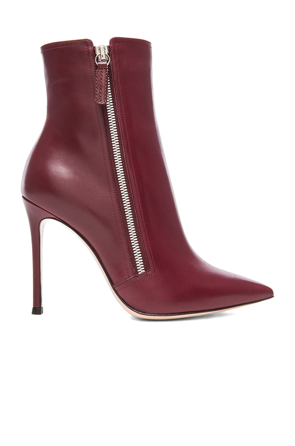Gianvito Rossi Burgundy Patent L... shop offer cheap price AsGVBslbah