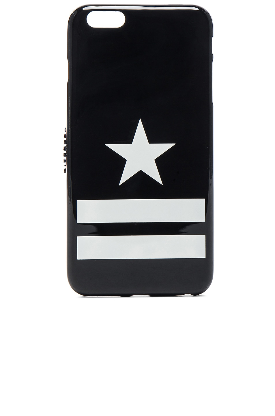 Image 1 of GIVENCHY iPhone 6 Plus Case in Black