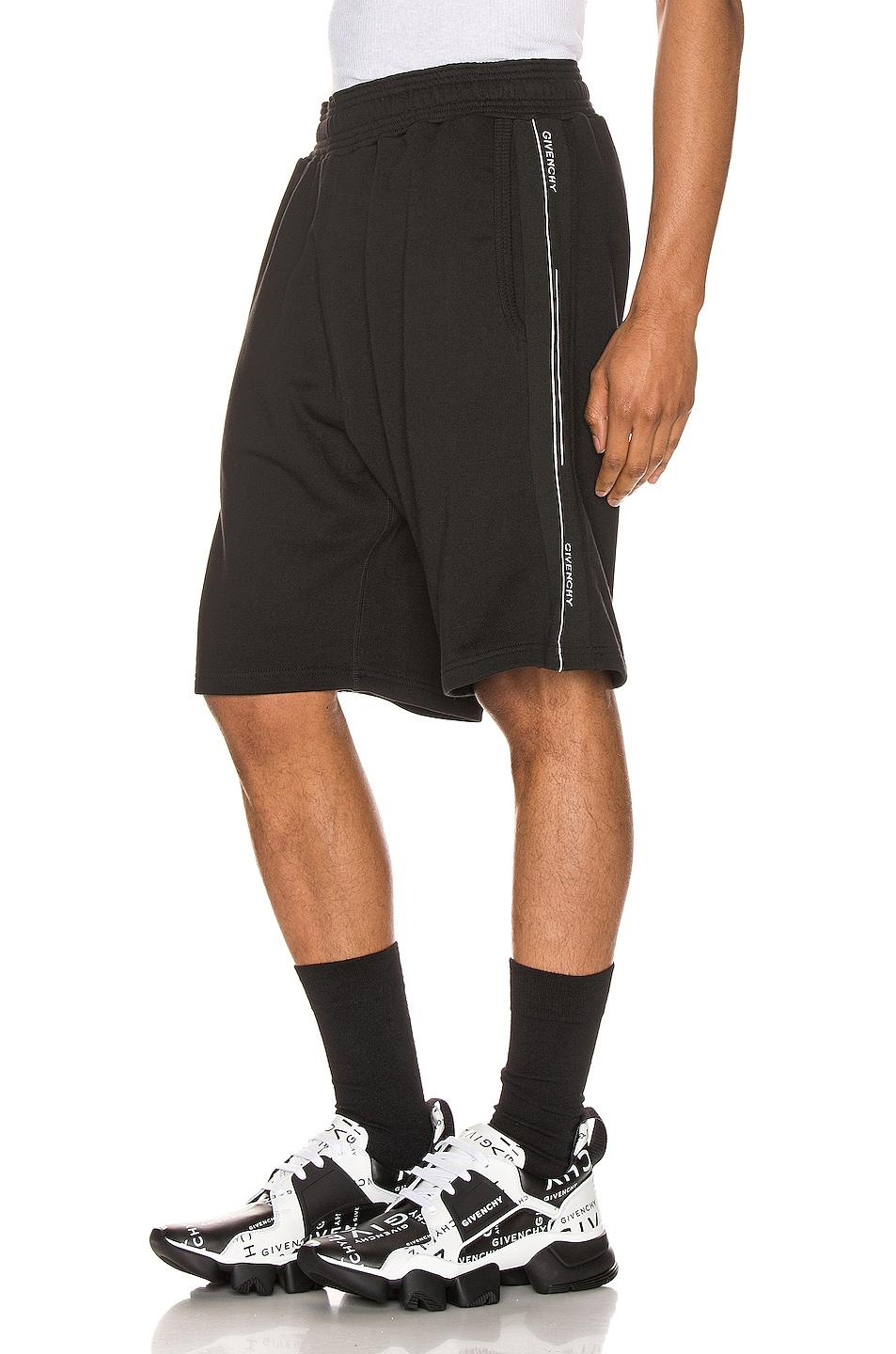 Image 1 of Givenchy Shorts in Black