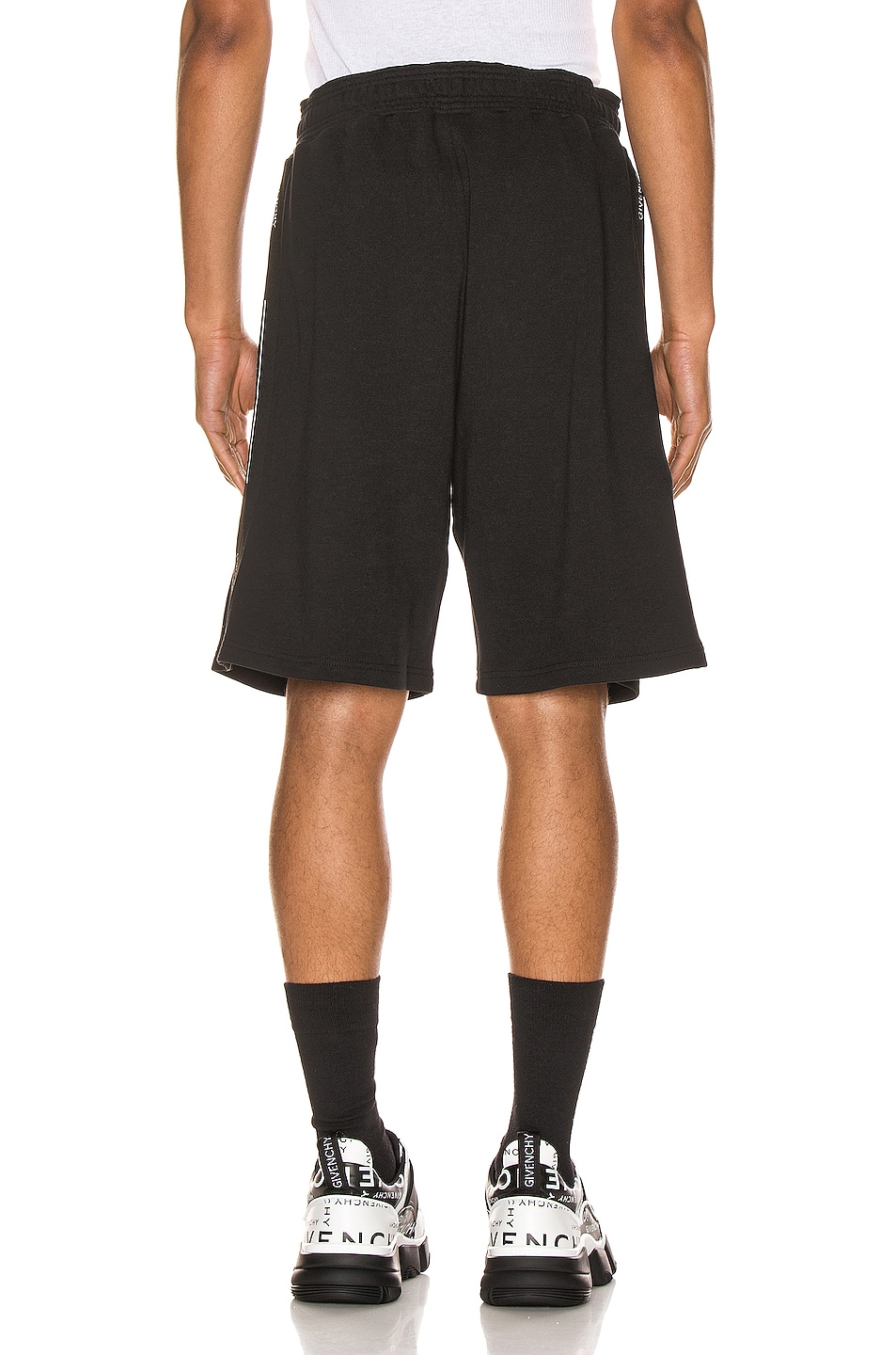 Image 4 of Givenchy Shorts in Black