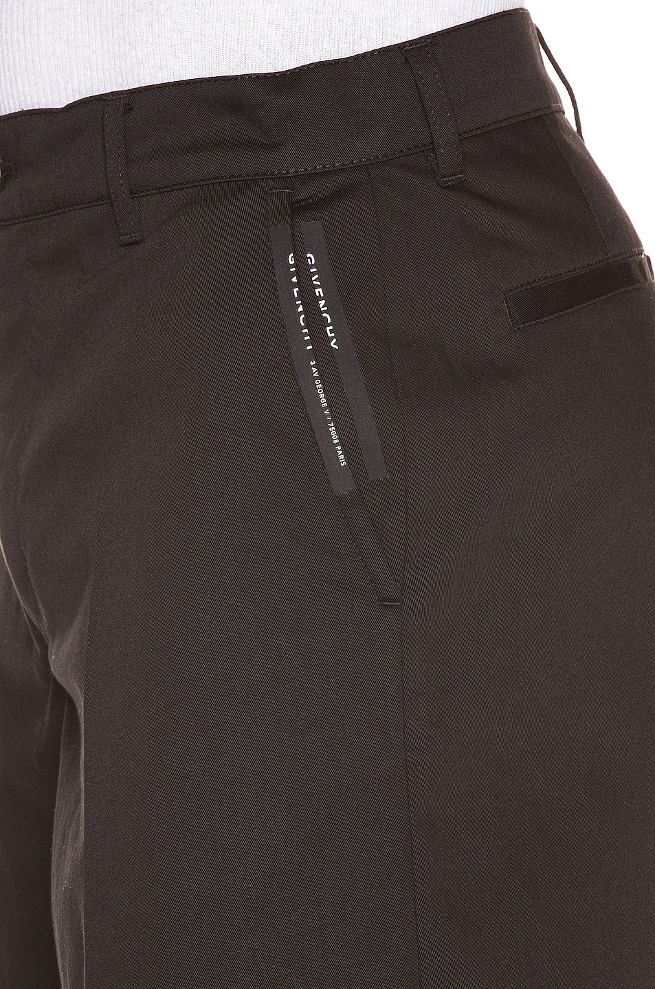 Image 6 of Givenchy Shorts in Black