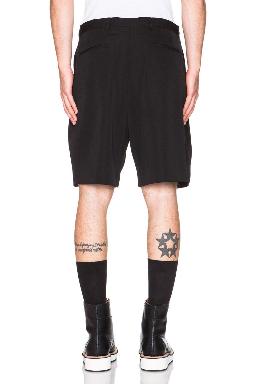 Image 4 of Givenchy Bermuda Shorts in Black