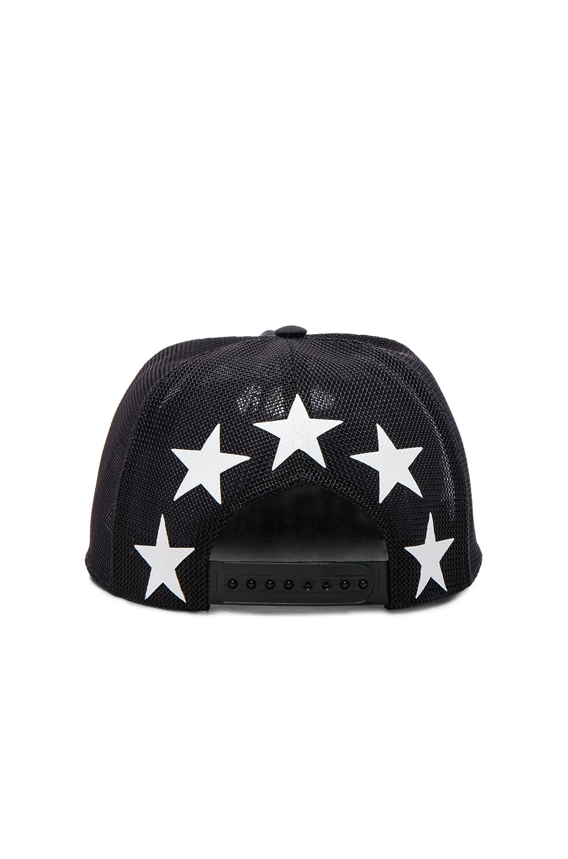 7a3c1dbfe3d GIVENCHY Logo   Stars Baseball Cap