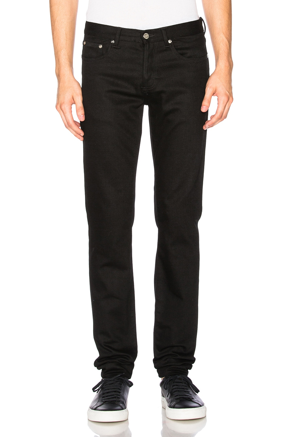 Image 1 of Givenchy Jeans in Black