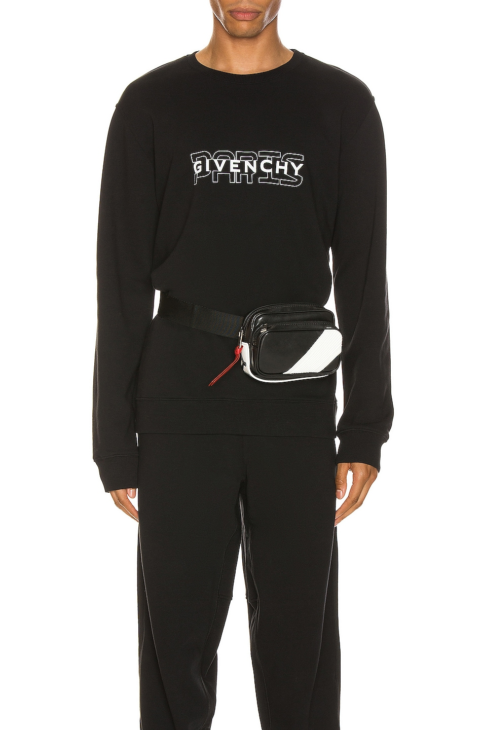 Image 1 of Givenchy Sweatshirt in Black