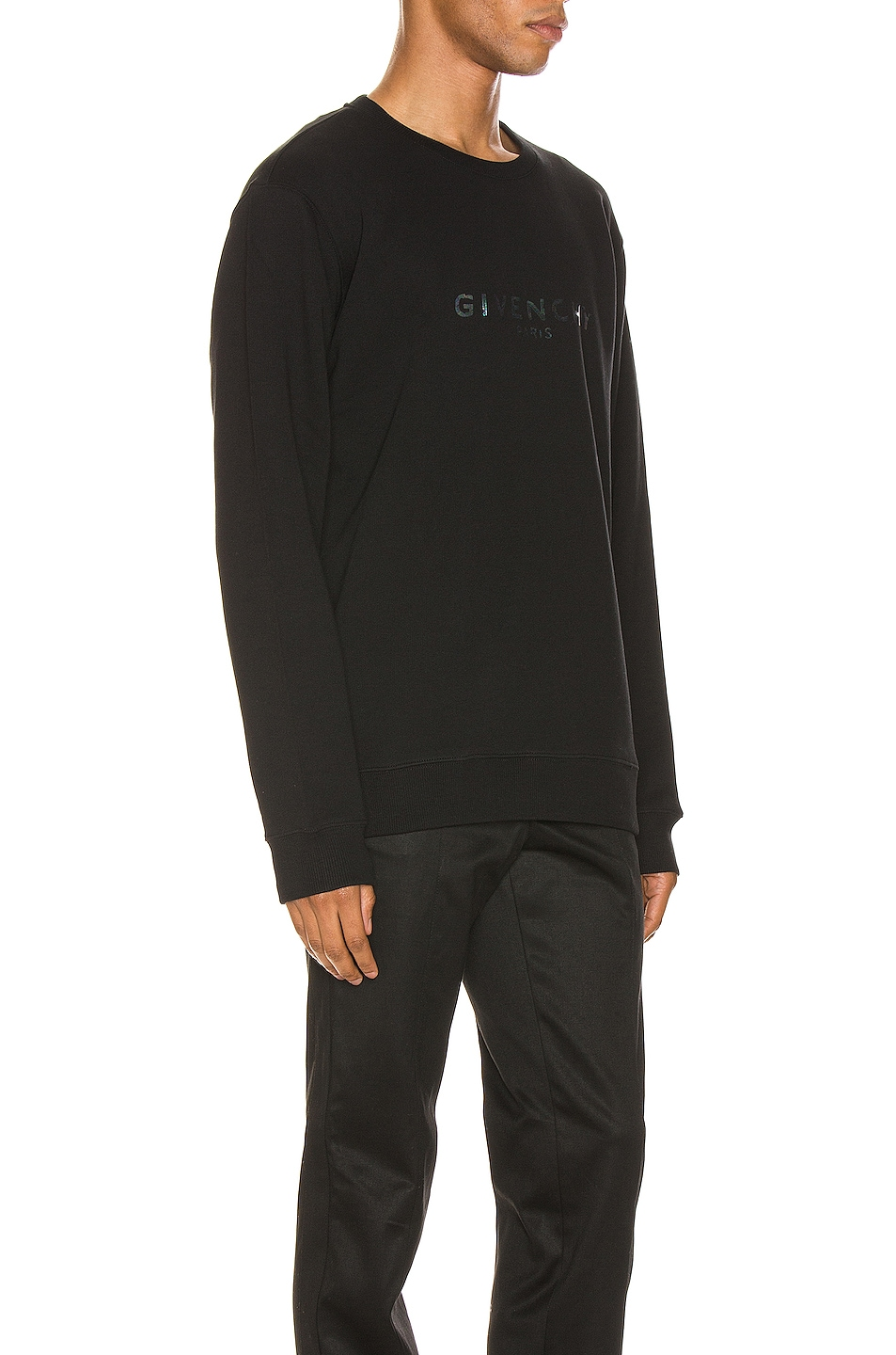 Image 2 of Givenchy Sweatshirt in Black
