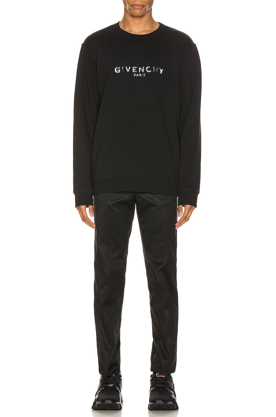 Image 4 of Givenchy Sweatshirt in Black