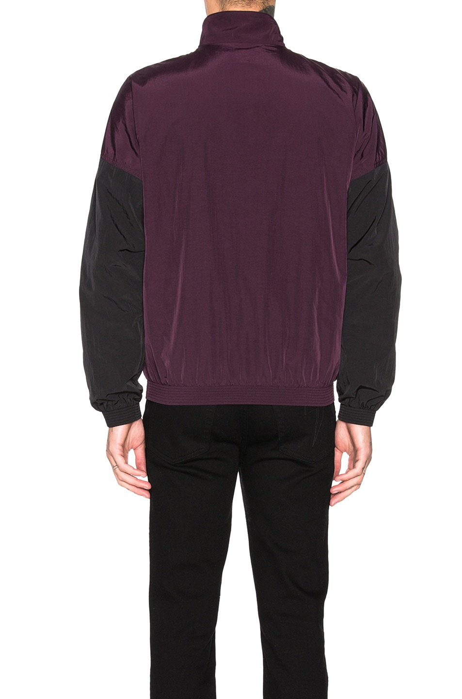 Image 4 of Givenchy Track Jacket in Dark Purple