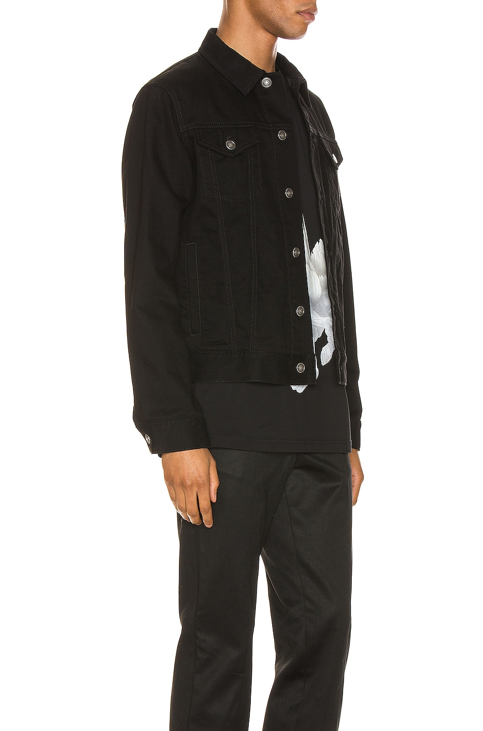 Image 3 of Givenchy Blouson in Black