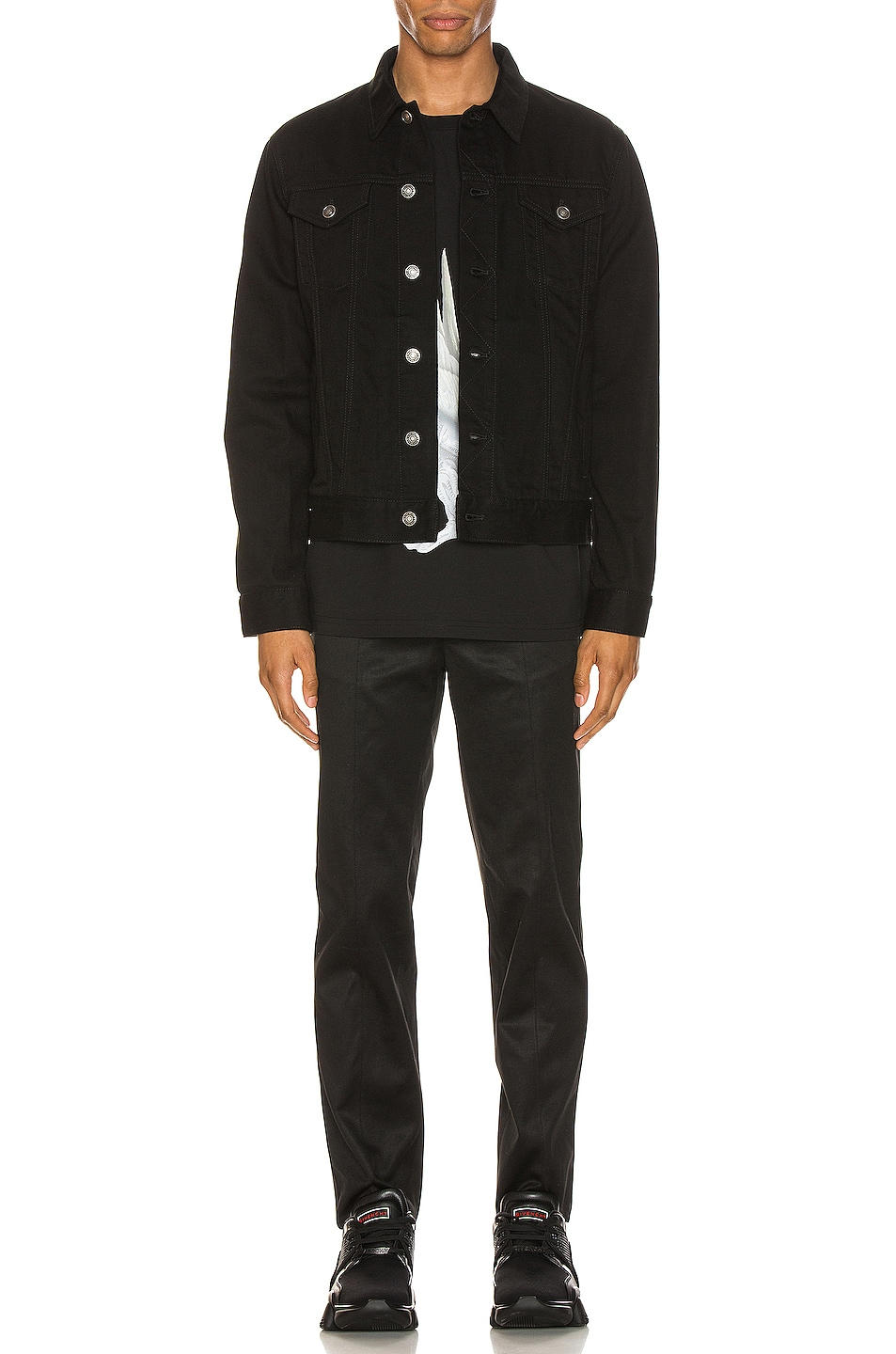 Image 5 of Givenchy Blouson in Black