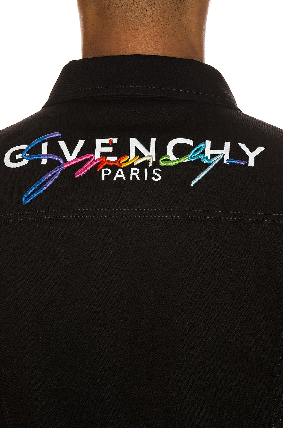 Image 6 of Givenchy Blouson in Black
