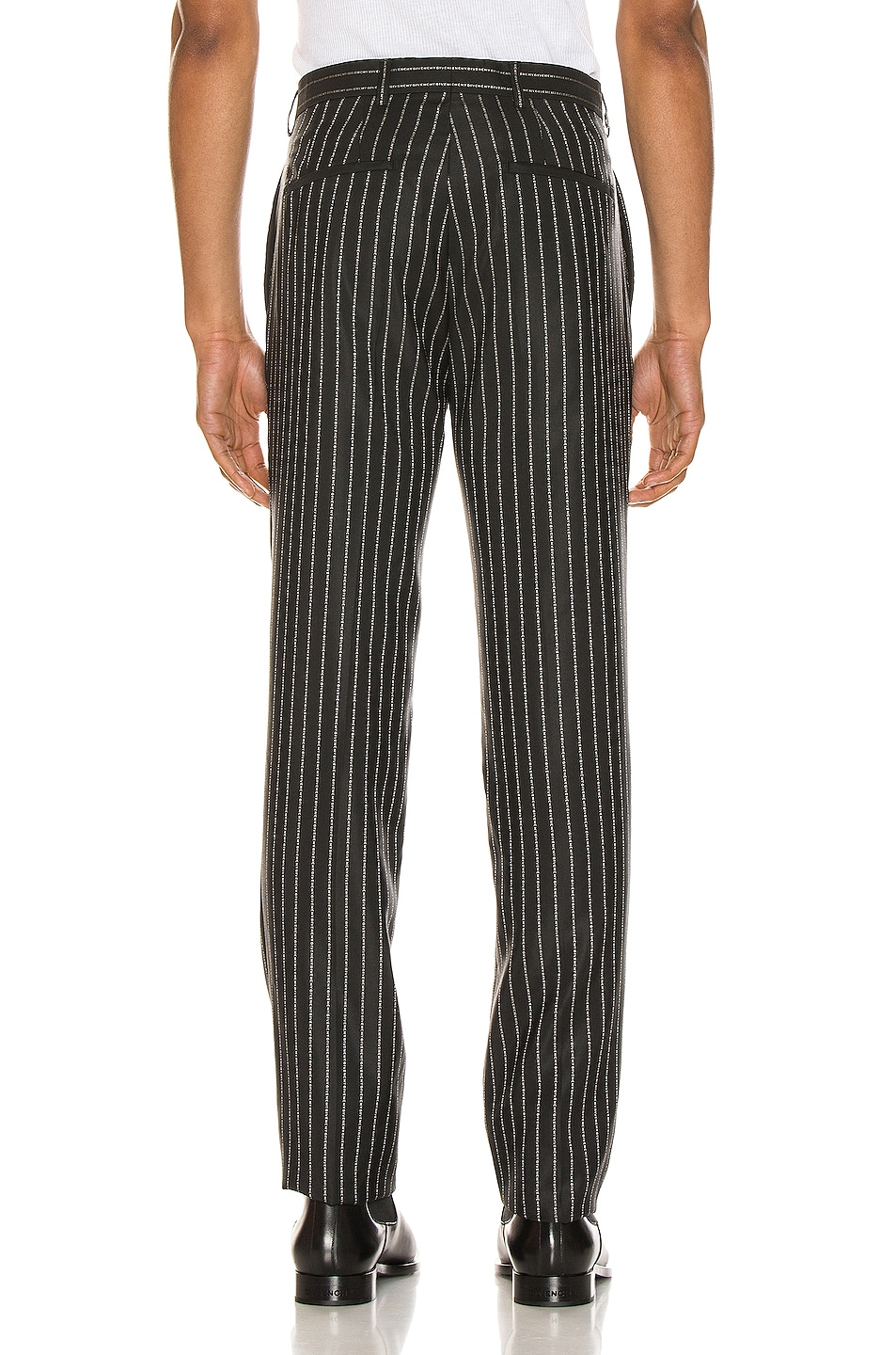 Image 7 of Givenchy Blazer & Trouser Suit in Black & White