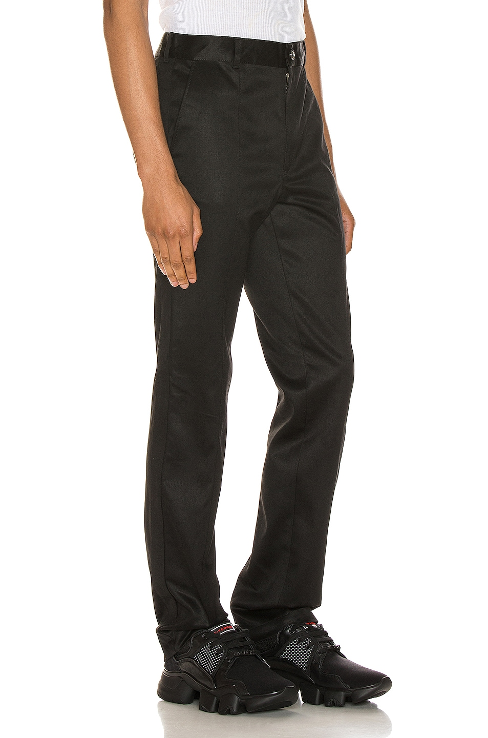 Image 2 of Givenchy Slim Fit Pants in Black