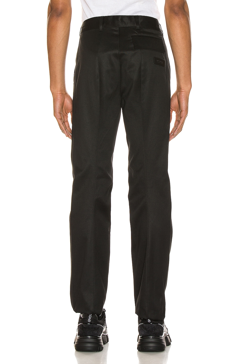 Image 3 of Givenchy Slim Fit Pants in Black