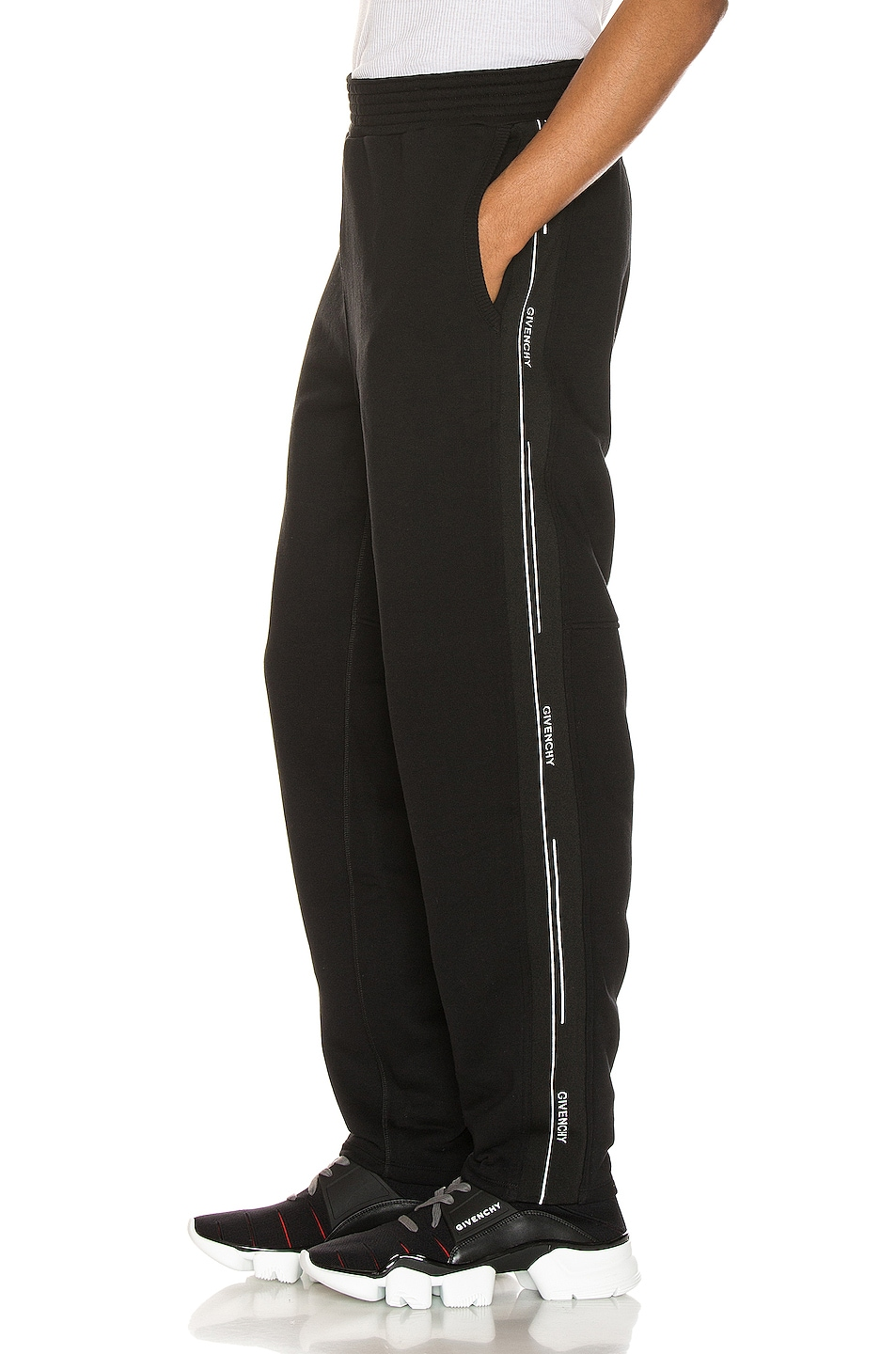 Image 1 of Givenchy Jogging Pants in Black