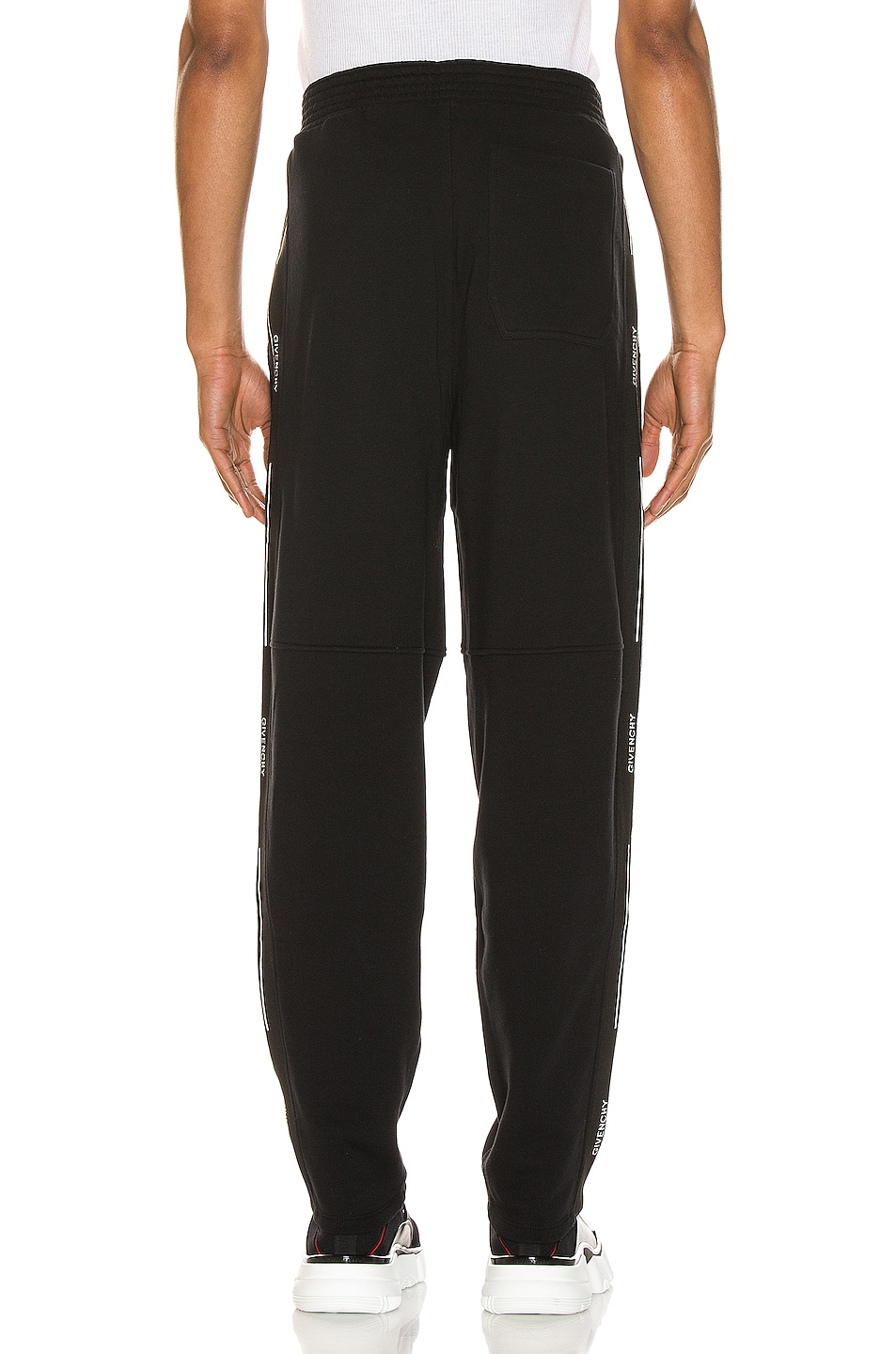 Image 4 of Givenchy Jogging Pants in Black