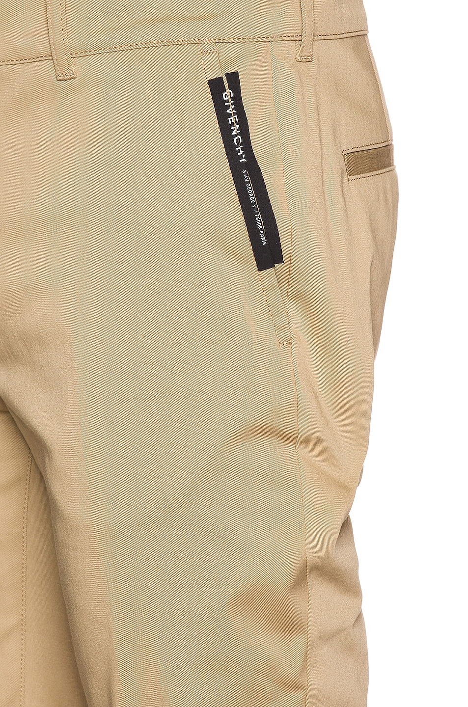Image 6 of Givenchy Trouser in Beige