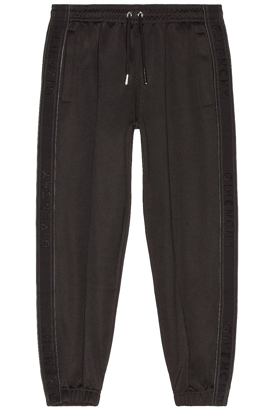 Image 1 of Givenchy Side Band Trouser in Black