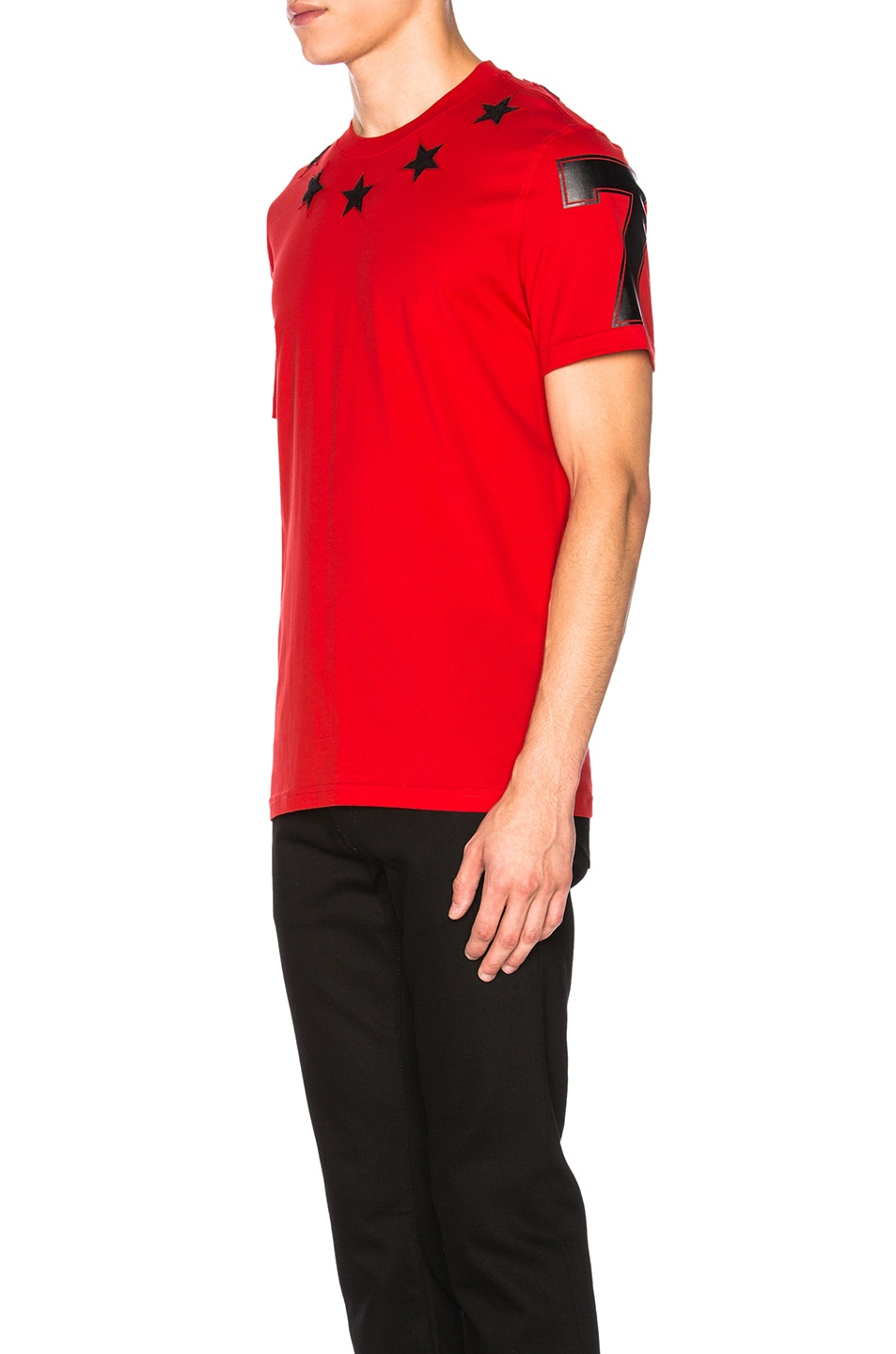 givenchy red star t shirt sale   OFF78% Discounts ff25affc8071