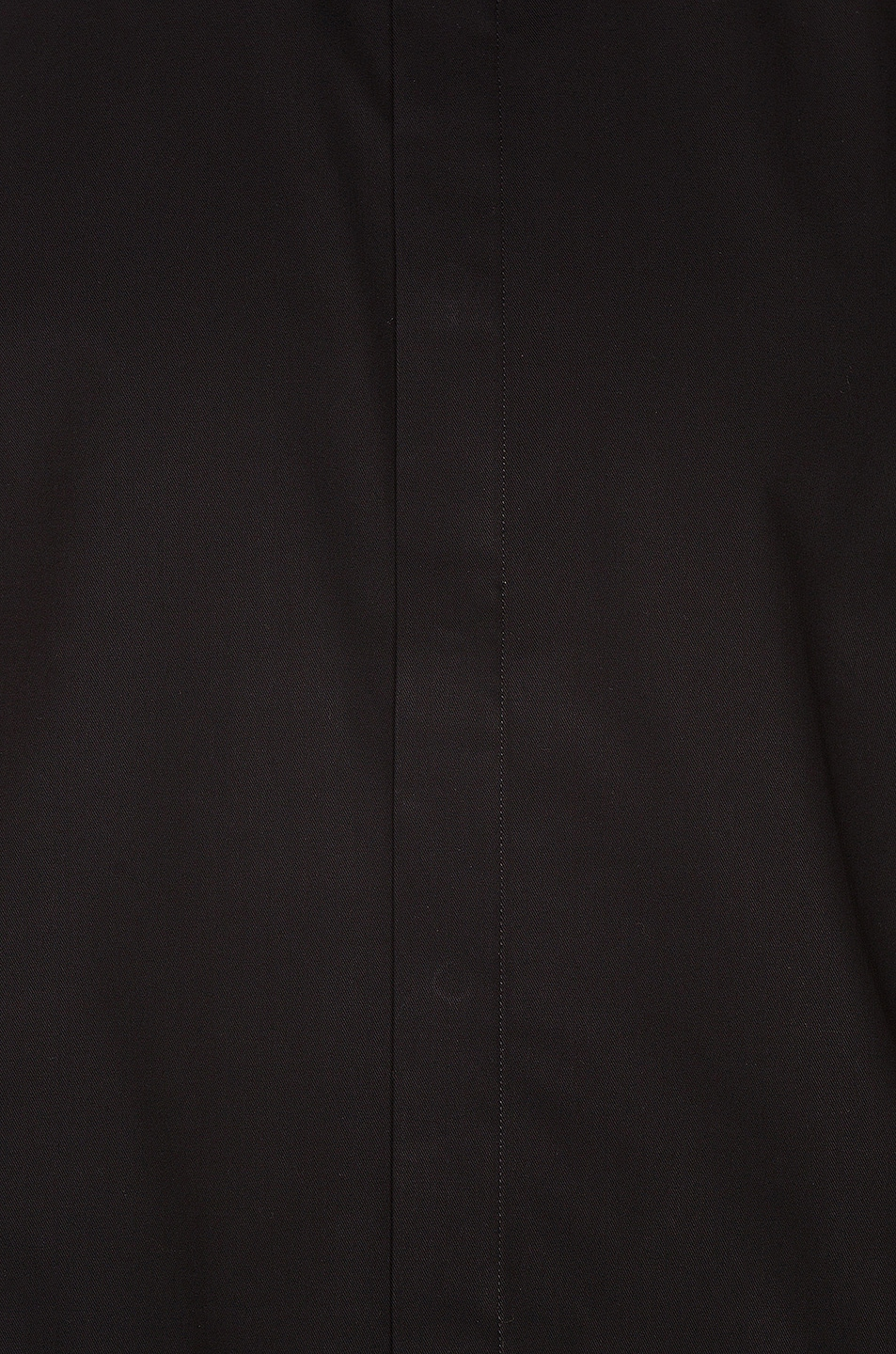 Image 6 of Givenchy Branded Collar Shirt in Black