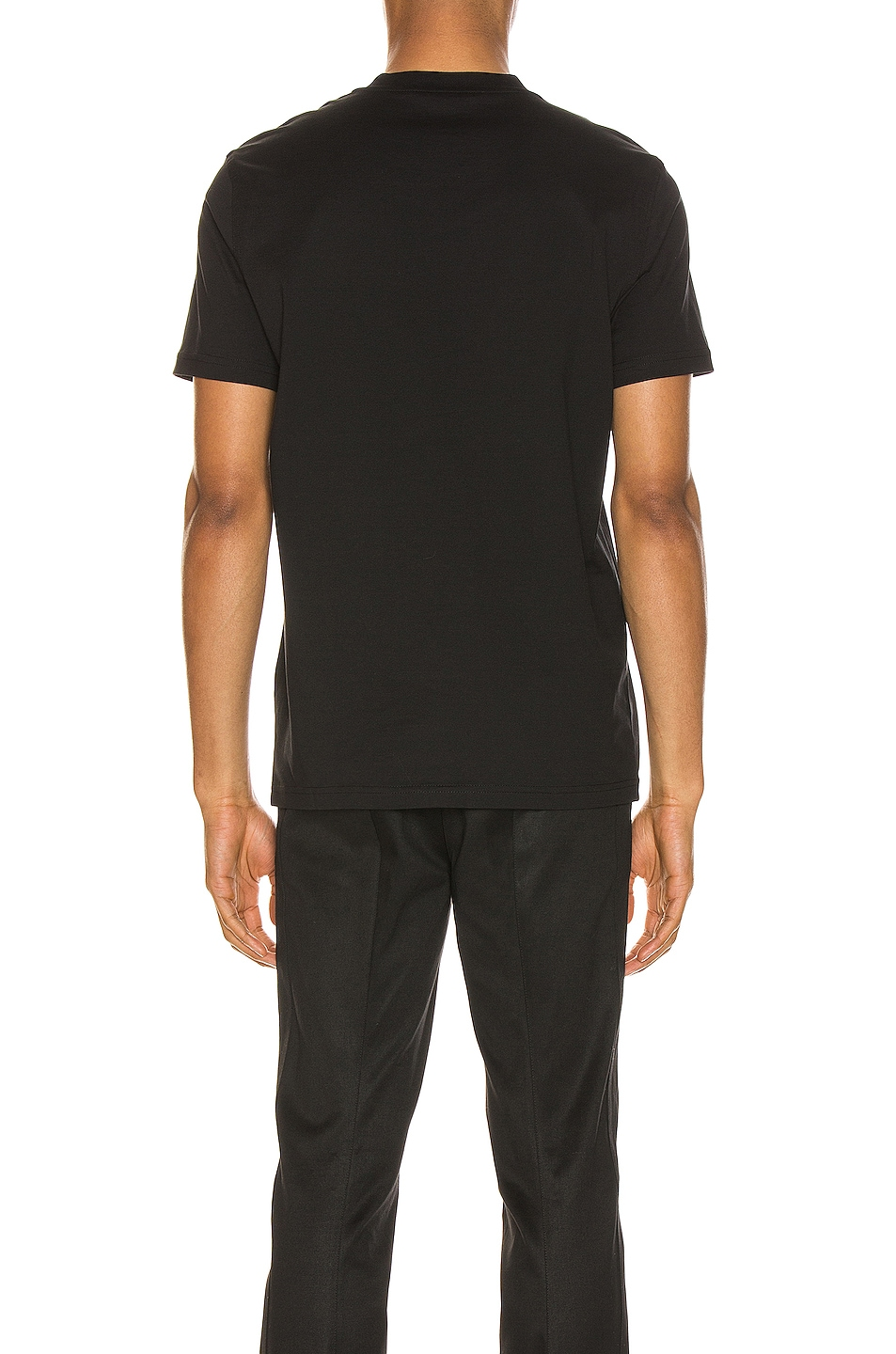 Image 3 of Givenchy Short Sleeve Tee in Black